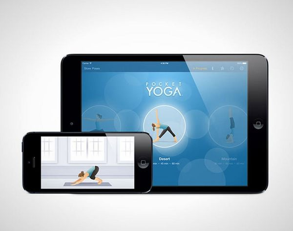 Namaste on the Go: The 10 Best Yoga Apps