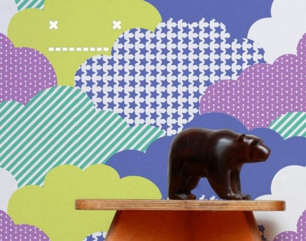 19 Modern Wallpapers for Your Nursery
