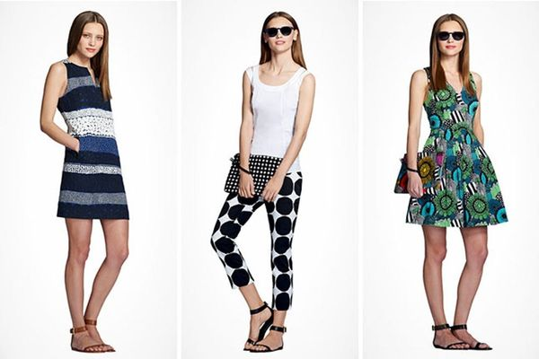 Why You'll Love Banana Republic's Latest Collab With Marimekko