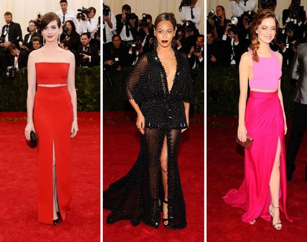 The Best + WTF Looks on the Met Ball Red Carpet