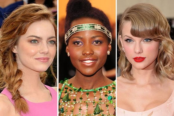 The Most DIY-able Beauty Trends from the Met Gala