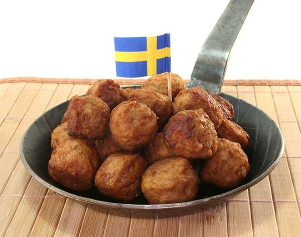How IKEA Is Fighting Climate Change With Meatballs