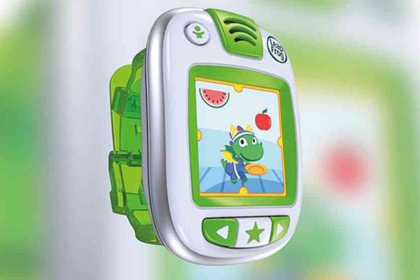 The First Kids Wearable Is Like an Activity-Tracking Tamagotchi