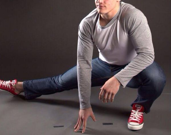This First-Ever Jeans Made for Working Out