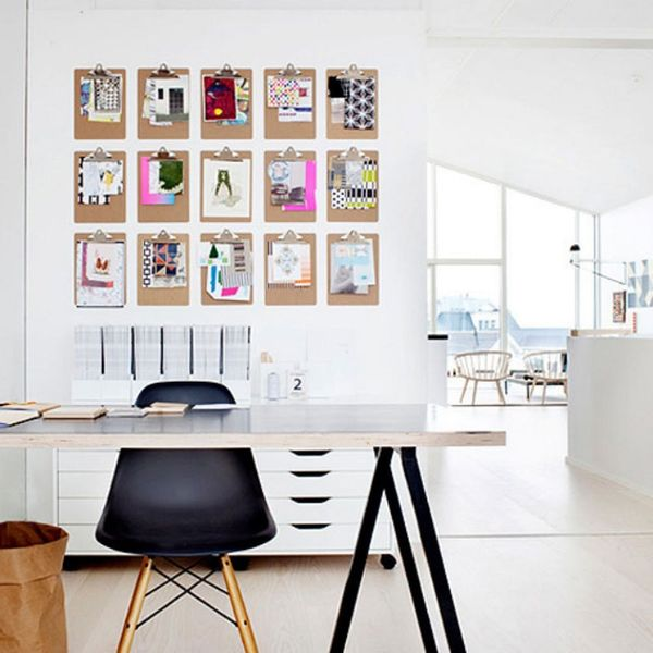 Taking Care of Business: 23 Stylish Home Office Hacks