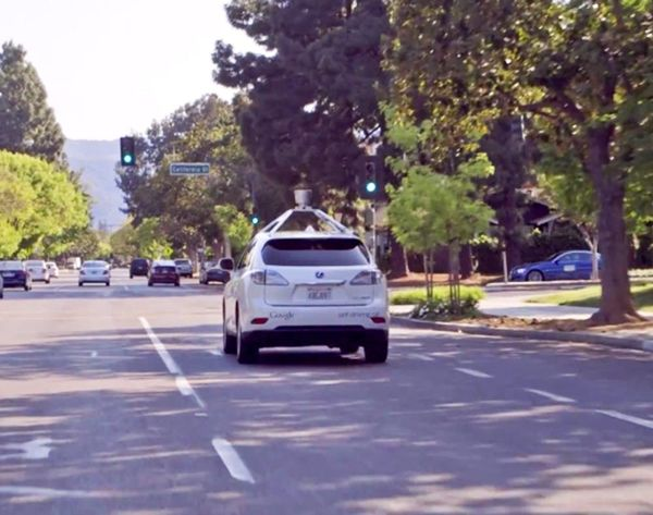 Here's What Your First Self-Driving Car Might Look Like