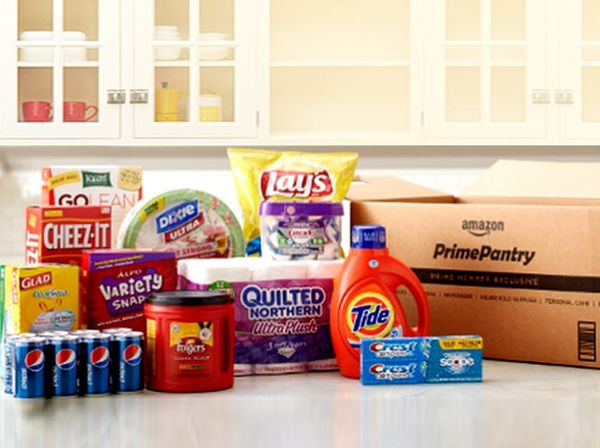 Amazon Launches Prime Pantry, A New Way to Grocery Shop