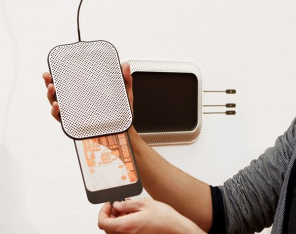 These Printable Speakers Are Key to How We'll Shop in 10 Years