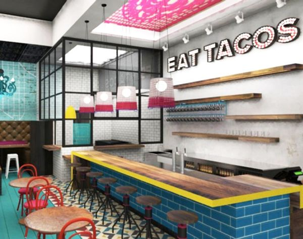 This Is What the New Taco Bell Spin-Off Will Look Like