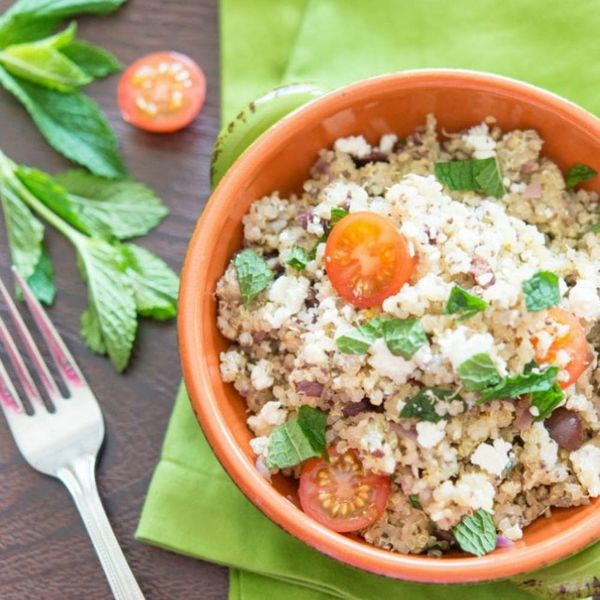 From Couscous to Quinoa, 25 Fresh Lettuce-Free Salads