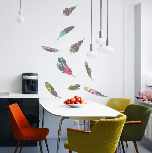 16 Bold Ways to Add Feathers to Your Nest