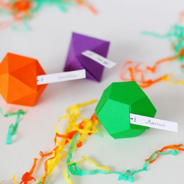 Box It Up: 20 Printable Gift Boxes
