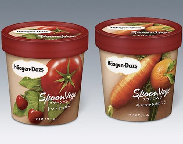 Mmm or Hmm: Would You Eat Veggie-Flavored Ice Cream?
