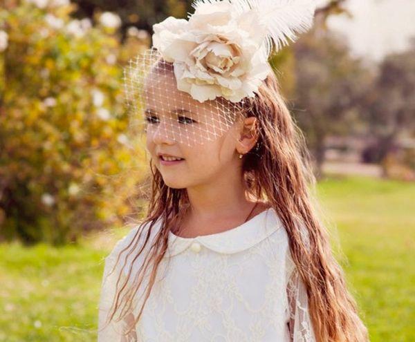 A Dozen Creative Dresses for Your Flower Girl