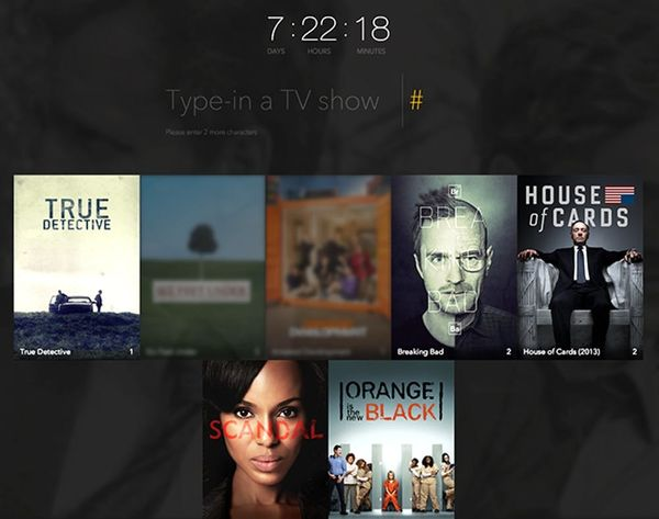 This Site Calculates How Much Time You Spend Watching TV (Gulp)