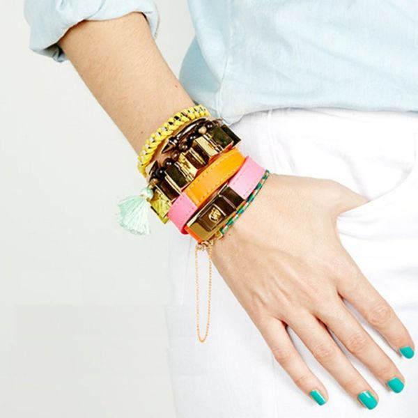 Stack 'em Up! 19 Bracelets to Add to Your Arm Party