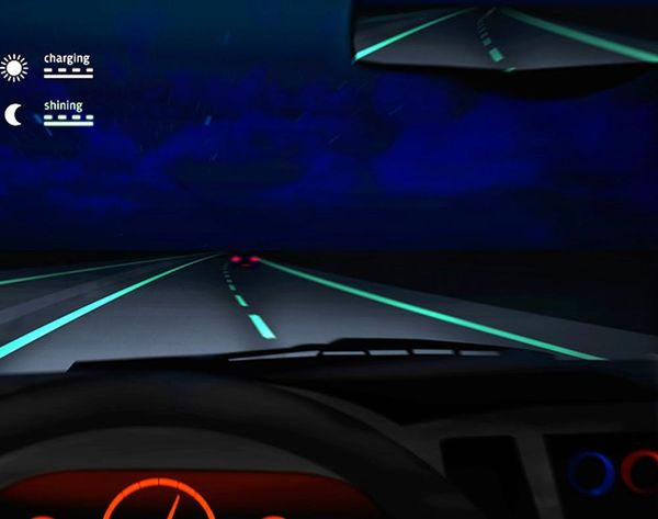 Will Our Future Highways Glow in the Dark?