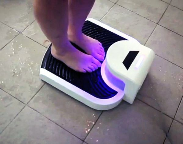 Say Goodbye to Towels: This Device Dries Your Bod in 30 Seconds or Less