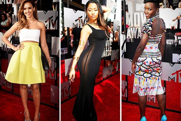 The Best Dressed Looks From the MTV Movie Awards