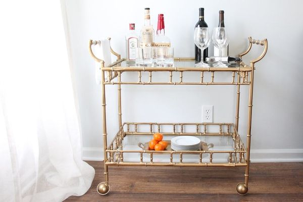 Drink Up: 20 Bar Carts to Buy or DIY