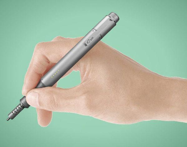Mind Blown: This Is Not a Pen, It's a 3D Printer!