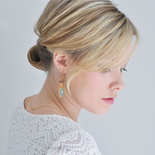 10 Updo Ideas for Girls With Short Hair