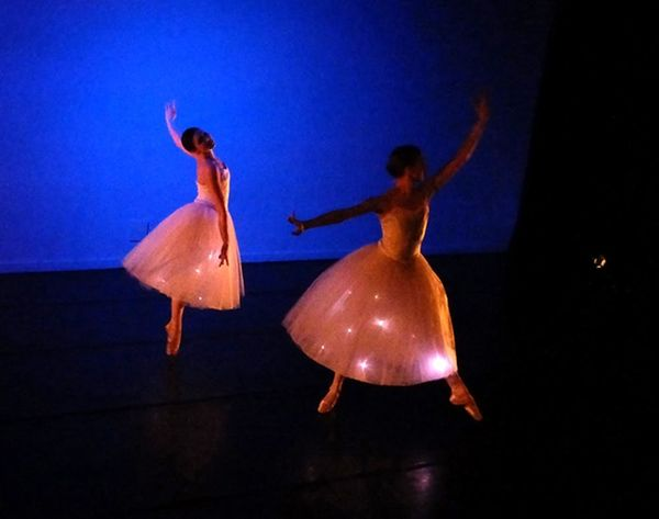 Dance in LED Tutus — It's the Brooklyn (Ballet's) Way