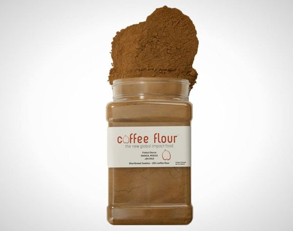 Why You Should Immediately Replace Your Current Flour With Coffee Flour