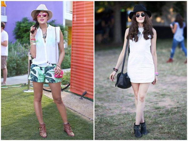 26 Fashion Looks to Rock This Festival Season