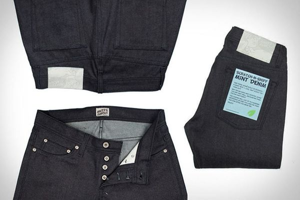 Scratch-N-Sniff Jeans Could Be Creepy or Awesome