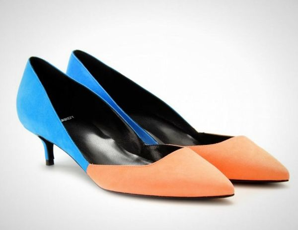 """10 Kitten Heels That Will Make You Say """"Meow"""""""