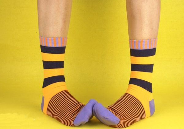 24 Creative and Colorful Socks For Your Man