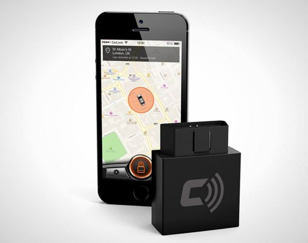 CarLock Alerts YOU (Not the Whole Neighborhood) If Your Alarm Goes Off