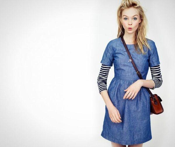 Denim Do: 10 New Ways to Wear Chambray