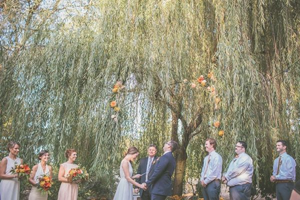DIY Weddings: A Backyard Wedding With Homemade Brew