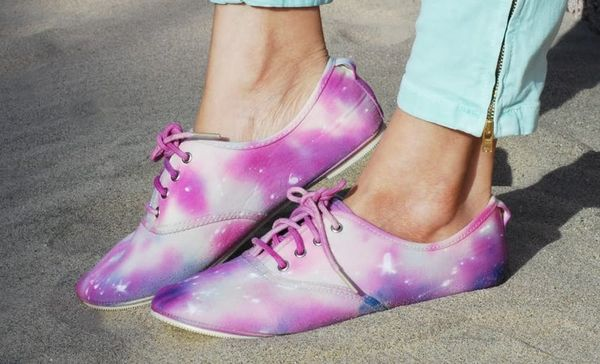 We're Over the Moon! 20 Awesome Galaxy Print Wearables to Buy + DIY