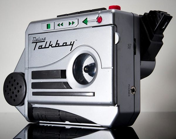 Boy-ee! The Talkboy is Real, Will Make You Kevin McAllister in No Time