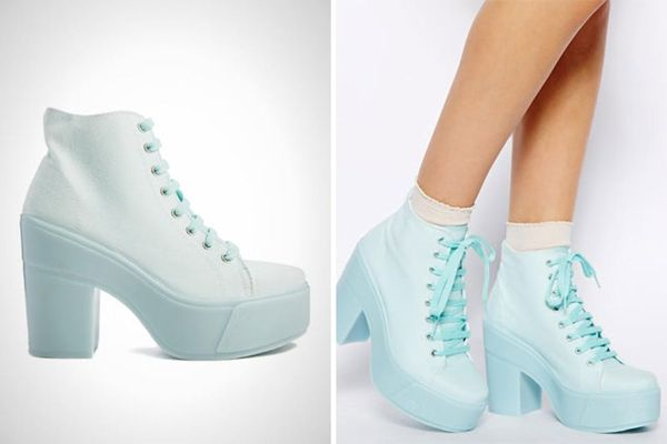 Cool or Crazy: Would You Rock These 20 Spice Girls-Level Platform Shoes?