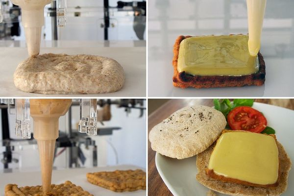 Must-See: The 3D Printing Foodini May Soon Replace Your Microwave
