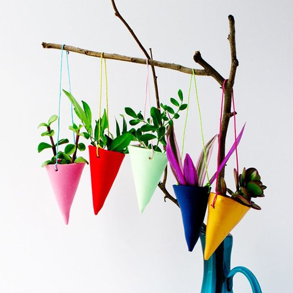 Let's Hang Out: 17 Hanging Planters to Buy or DIY