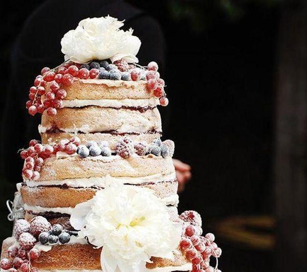 11 Wedding Cakes (Almost) Too Gorgeous to Eat