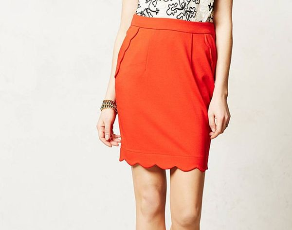Add Flirty Flair to Every Spring Outfit With These 22 Scalloped Styles