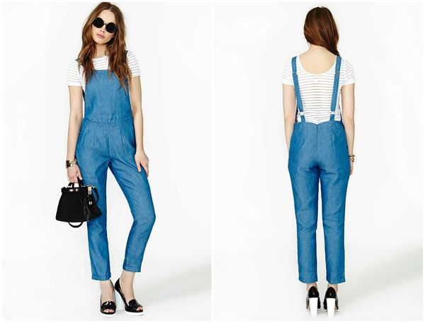 Throwback Thursday: 23 Pairs of Overalls You'll Actually Want to Wear