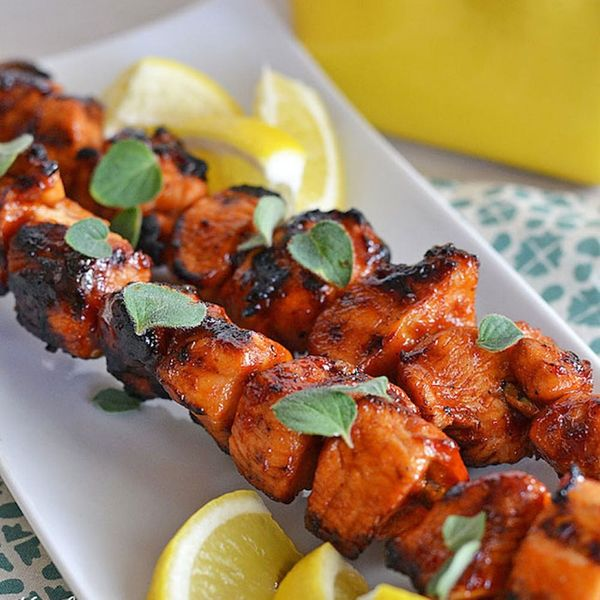 Put a Stick in It! The Kabob Makes a Comeback