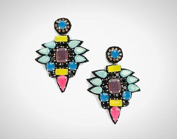 25 Colorful and Creative Drop Earrings Sure to Drop Jaws, Too