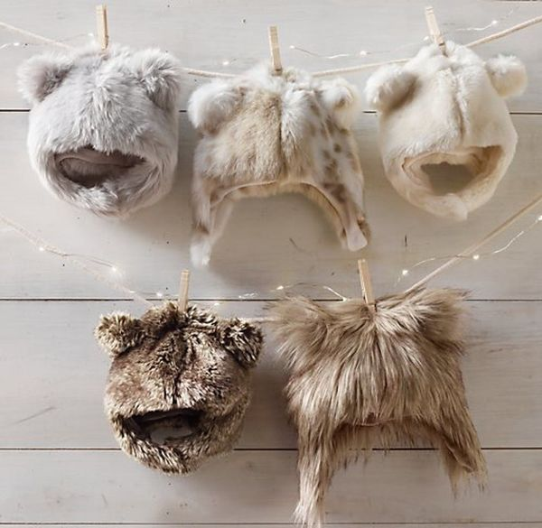 Faux Fur: 15 Ways to Wear or Decorate With It