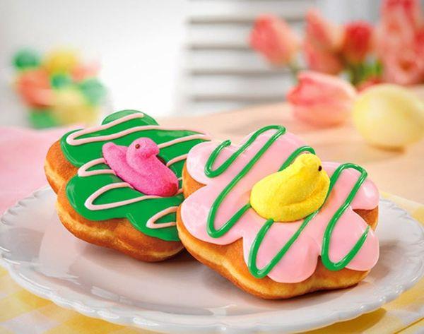 5 Things You Need to Know About the New Peeps Donuts