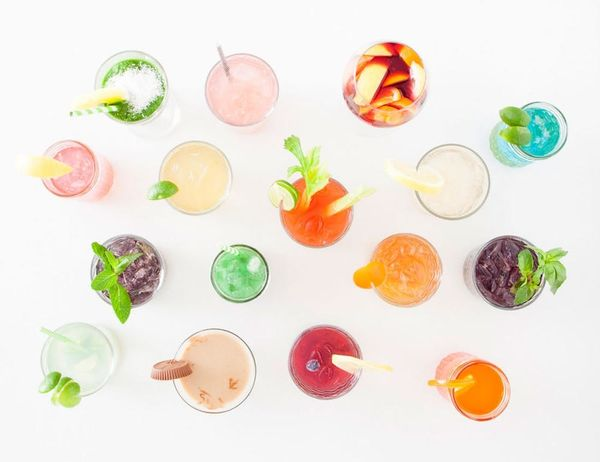 March Madness: The Sweet Sixteen in Cocktail Form