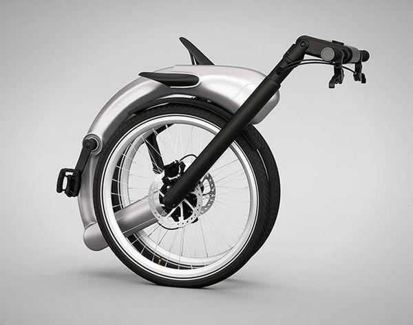 Simp' My Ride: This Smart E-Bike Makes Commuting a Breeze