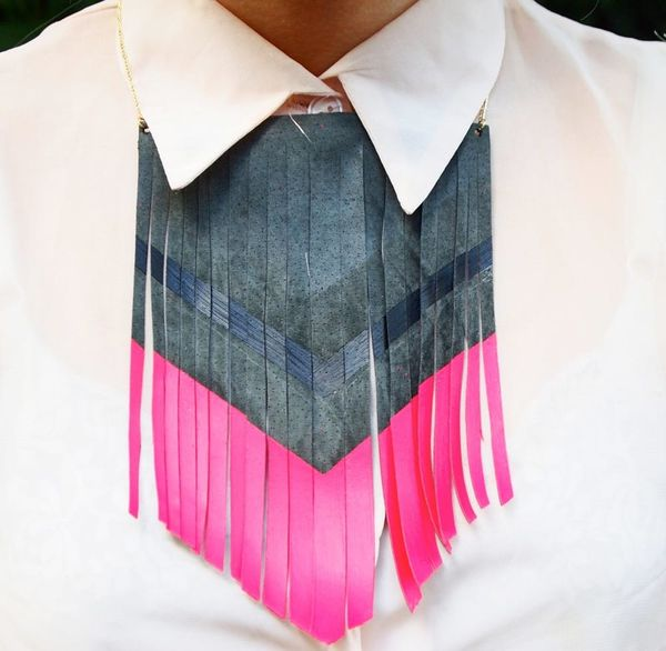 32 Ways to Make Your Own Leather Jewelry